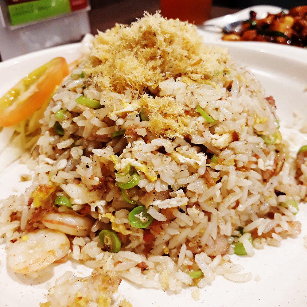 "Esquire Kitchen's ""Pick Your Choice"" Set - Fried Rice with Salted Fish 