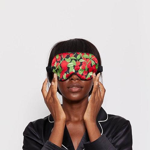DORMI - Winter Berry, 100% Mulberry Silk, Sleep Eye Mask