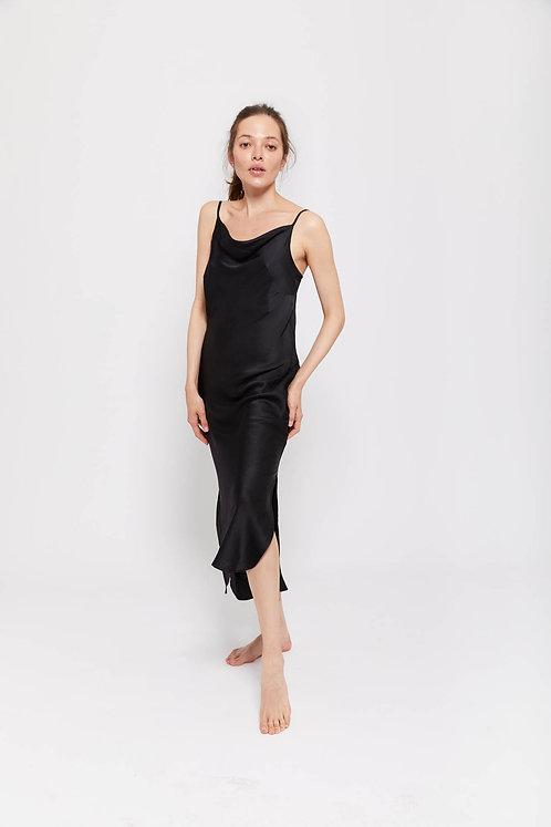 FEY - Opal / 100% Mulberry Silk / Slip Dress