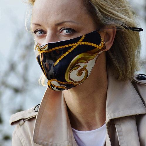 Ormolu - 100% Mulberry Silk Mask