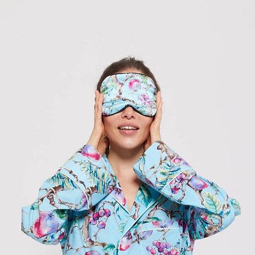 DORMI - Secret Garden, 100% Mulberry Silk, Sleep Eye Mask