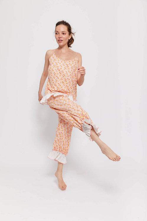 BOHEM - Old School / 100% Cotton / Beach Pyjama Set