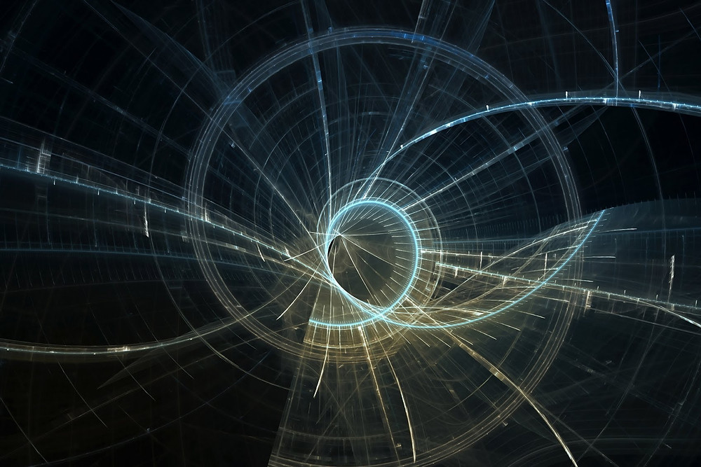 Fibonacci seen in the universe