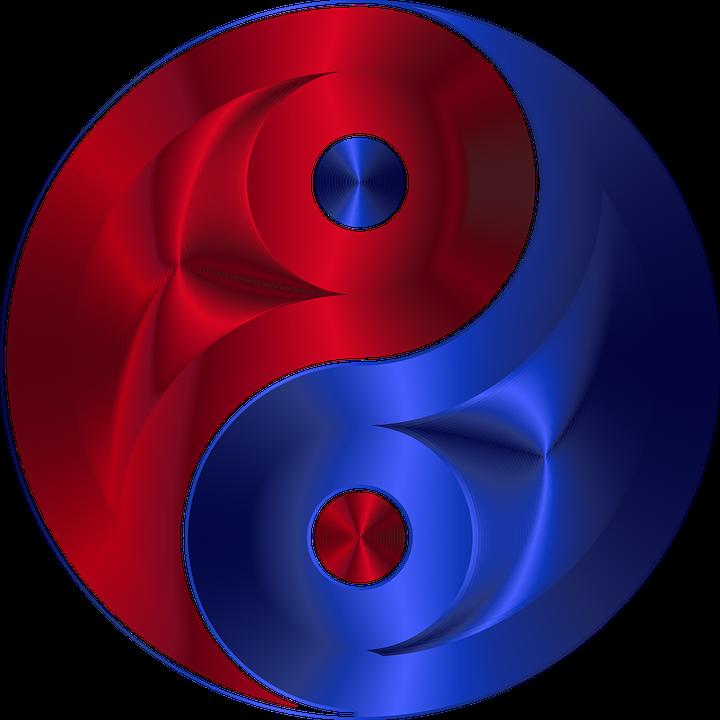Yin/Yang unity