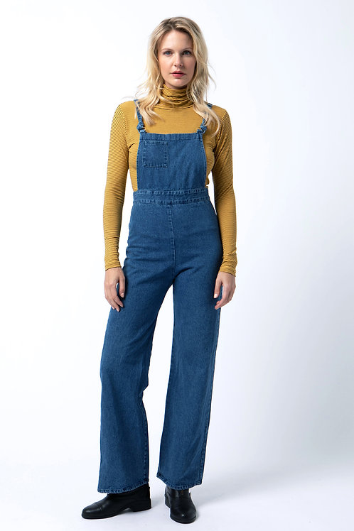 Overalls in Denim