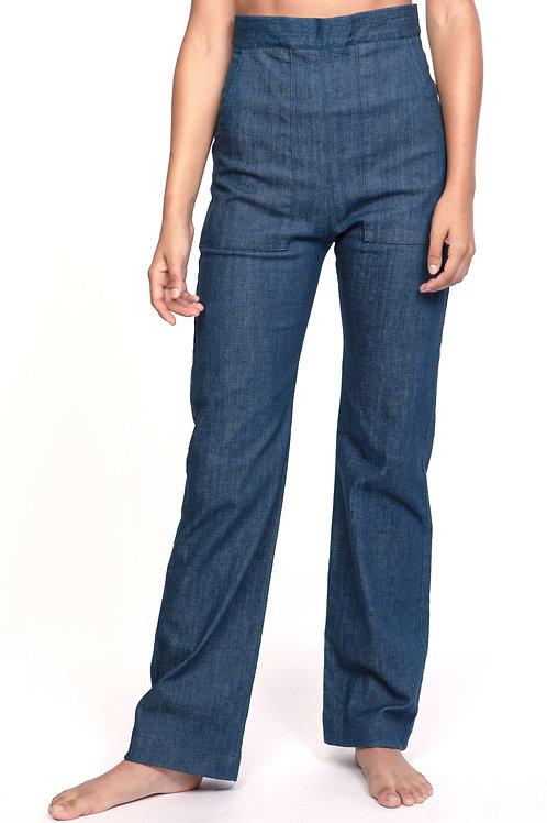 Hi waisted jeans