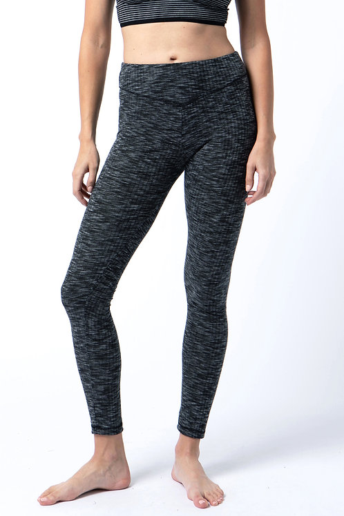 Leggings in Charcoal heather