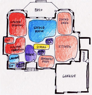Rochester beach house 1st floor block diagram ccuart Images