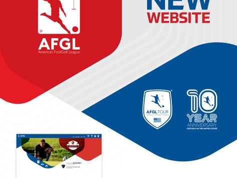 New AFGL restructured website