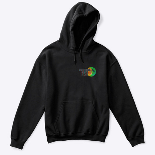 FOF CAID hoodie (front)