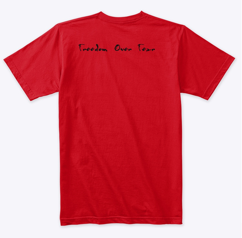 The Price of Freedom Tee - Red