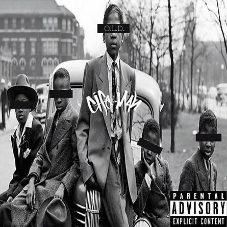 Cife Man - O.L.D Album