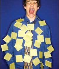 Executive Functioning Disorder and ADHD: (AKA, Blaming the secretary)