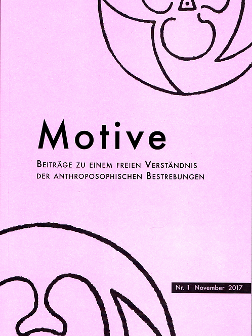 Motive Nr. 1 -  November 2017
