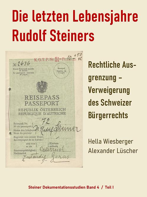 Steiner Dokumentationsstudien Band 4