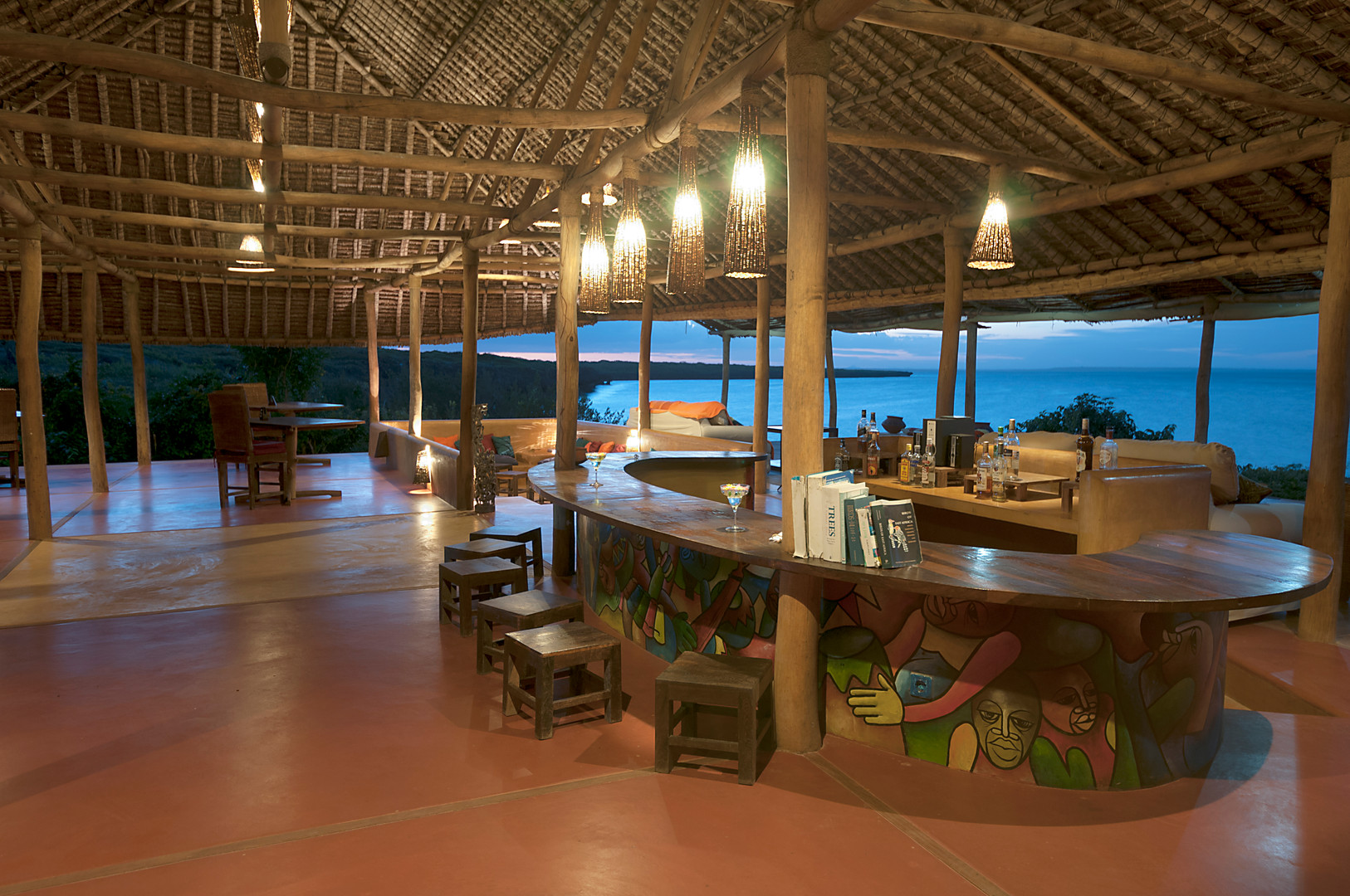 Nuno's photo restaurant and beach bar HR