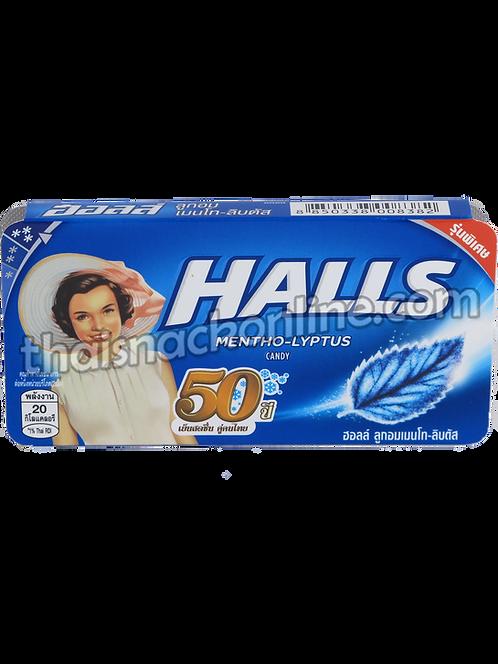Halls - Candy Mentho-Lyptus (23g)