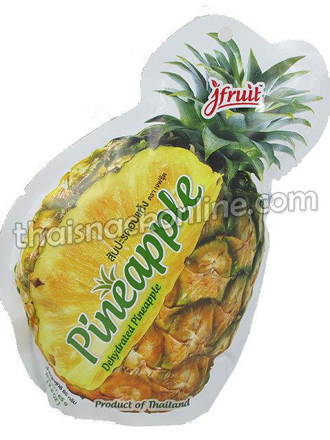 Jfruit - Dried Pineapple (50g)