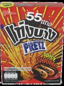 Pretz - Bread Stick Spicy Shrimp (37g)