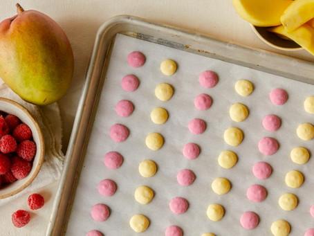 DIY Snacks   Chewy Yogurt Dots