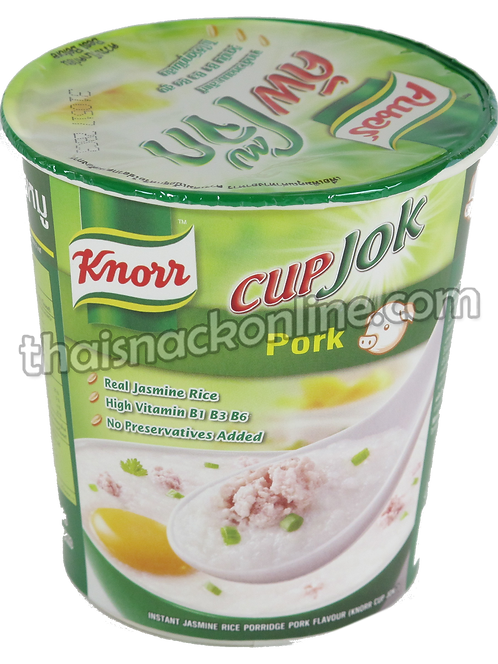 Knorr Cup - Congee Pork (35g)