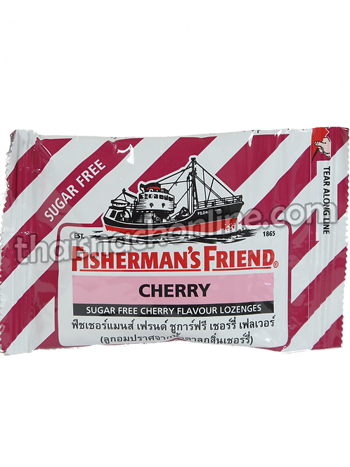 Fisherman's Friend - Lozenges Cherry (25g)