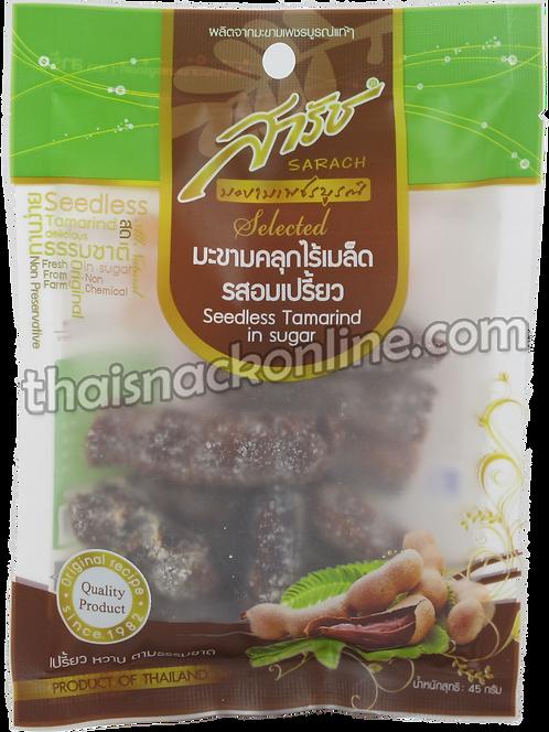 Sarach - Seedless Tamarind in Sugar (45g)