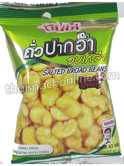 Koh Kae - Salted Broad Beans
