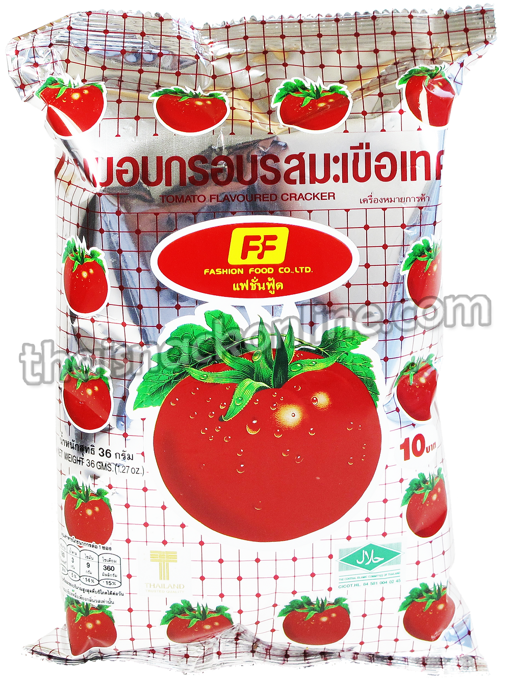 Fashion Food - Tomato Flavoured Cracker