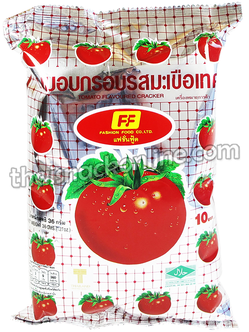Fashion Food - Tomato Flavoured Cracker (36g)