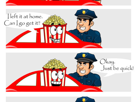 Snack Gags Ep.146   Police