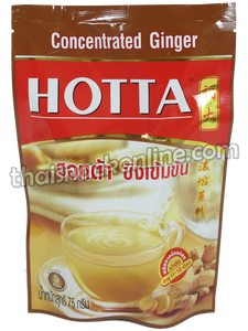 Hotta - Concentrated Ginger