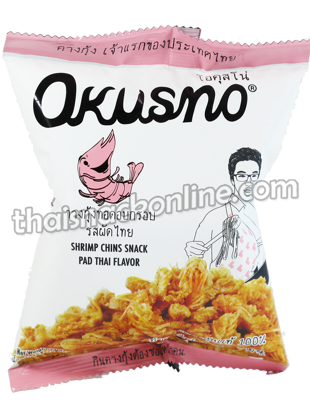 Okusno - Fried Shrimp Chins Pad Thai