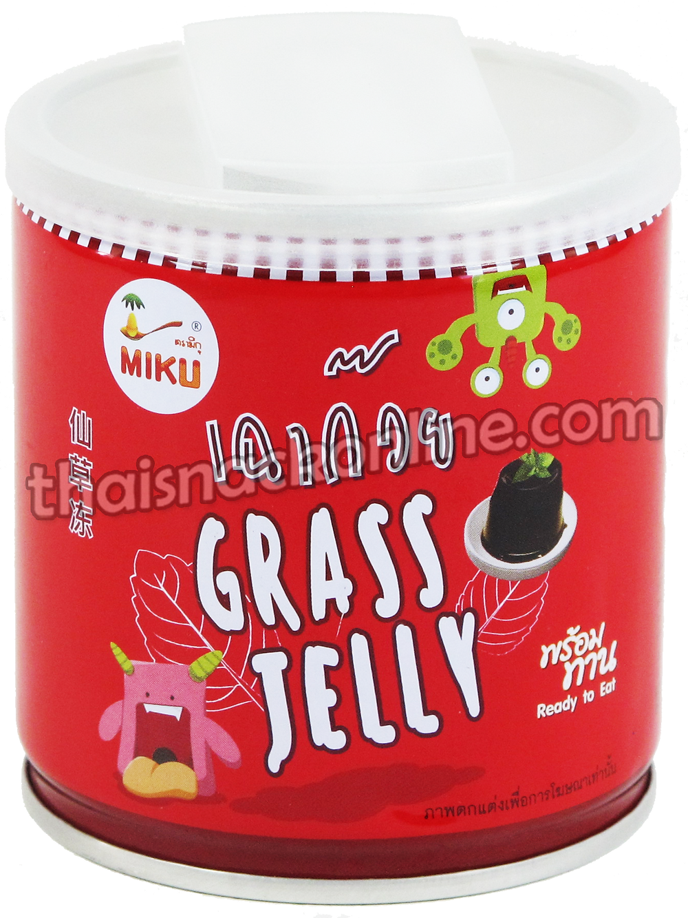 Miku - Grass Jelly