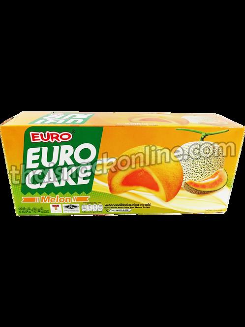 Euro - Puff Cake Melon Cream (6x24g)