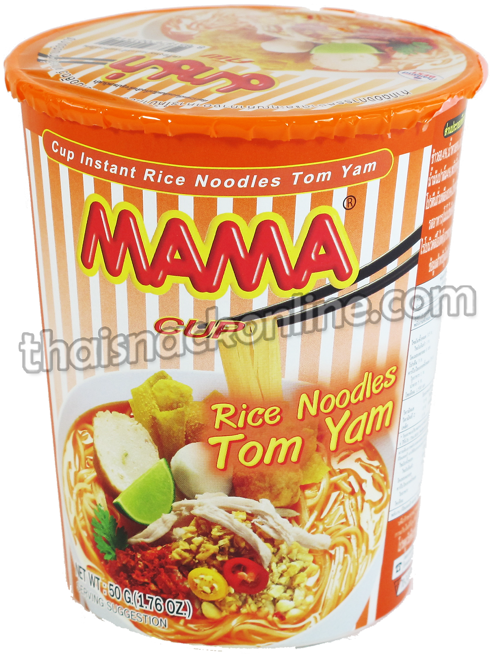 Mama Cup - Rice Noodle Tom Yum