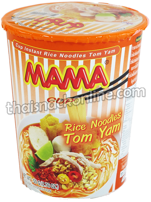 Mama Cup - Rice Noodle Tom Yum (50g)