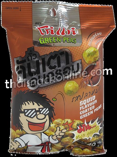 Koh Kae - Squid Coated Green Peas (40g)