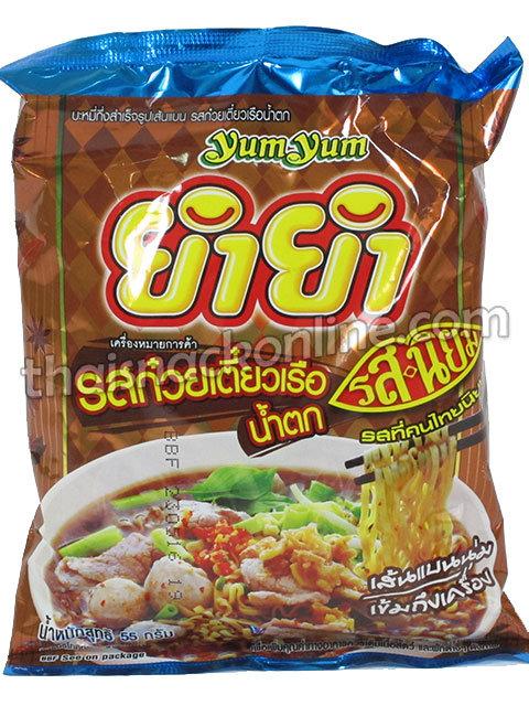 Yum Yum - Noodles Nam Tok (55g)