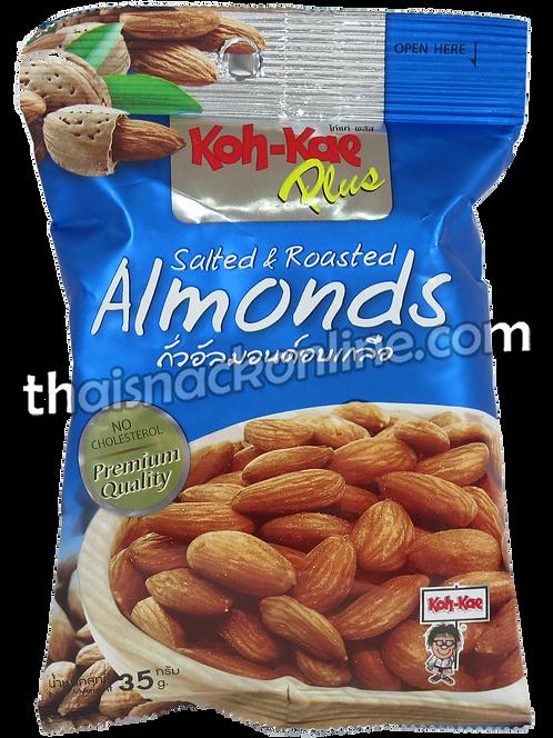 Koh Kae - Salted & Roasted Almonds (28g)
