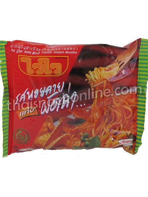 Wai Wai - Pad Char Baby Clam (60g)