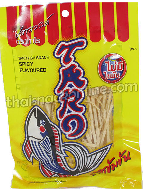 Taro - Fish Spicy