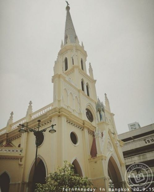 Holy Rosary Church Front