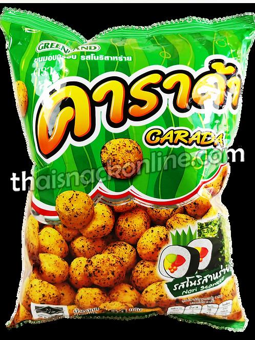Carada - Rice Ball Cuttlefish Nori Seaweed (64g)