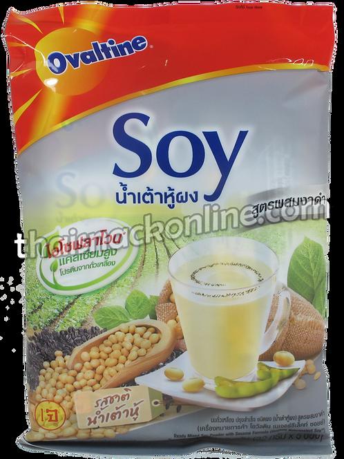 Ovaltine - Soy Powder with Black Sesame (5x28g)