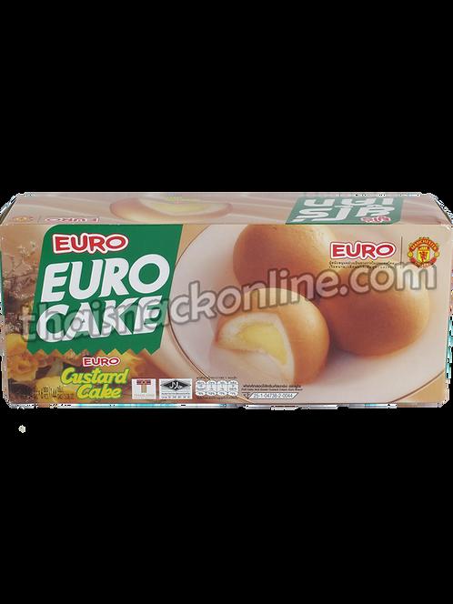 Euro - Puff Cake Custard Cream (6x24g)