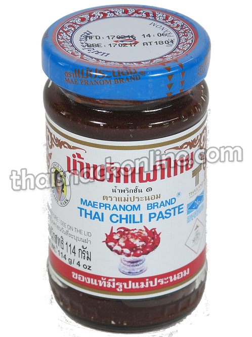 Maepranom - Roasted Chilli Paste (114g)