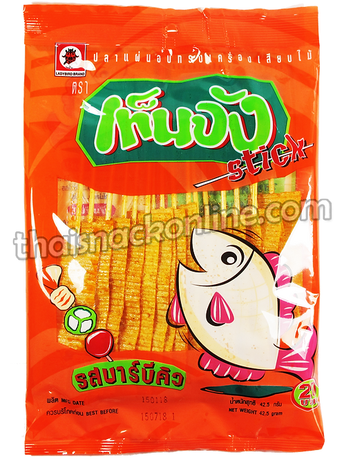 Tenjung - Baked Fish Stick BBQ (42.5g)