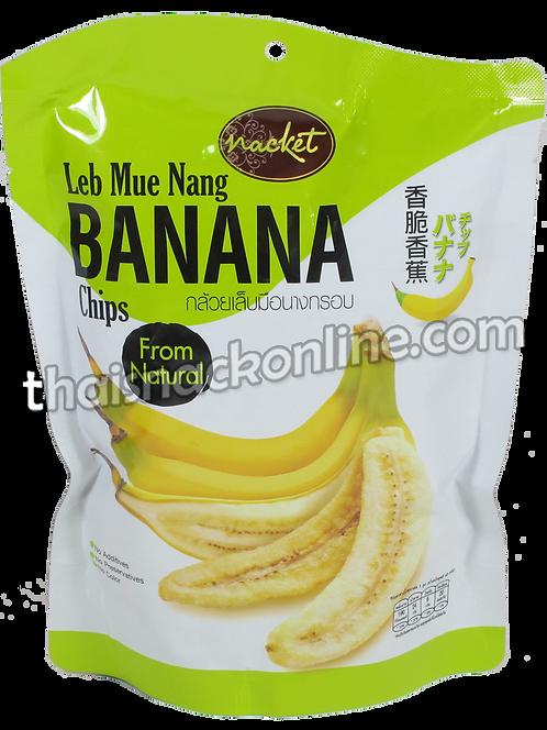 Nacket - Banana Chips Leb Mue Nang (43g)