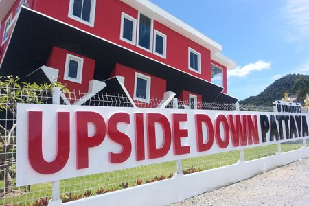 Upside Down – Pattaya